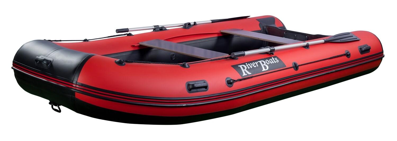 Надувная лодка River Boats RB-370 (Киль)