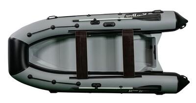 Лодка РИБ RiverBoats RB-380