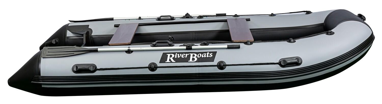 Надувная лодка River Boats RB-390 НДНД
