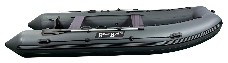 Надувная лодка River Boats RB-490 (Киль)