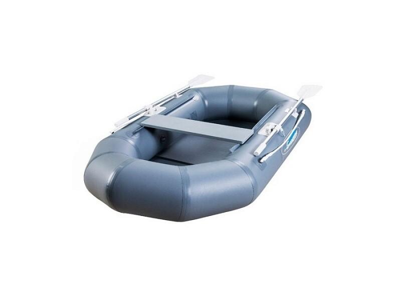 Надувная моторная лодка из ПВХ Gladiator A240