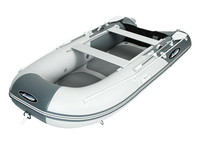 Надувная моторная лодка из ПВХ Gladiator Light B300 DP