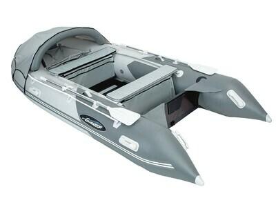Надувная моторная лодка из ПВХ Gladiator Professional D420 DP