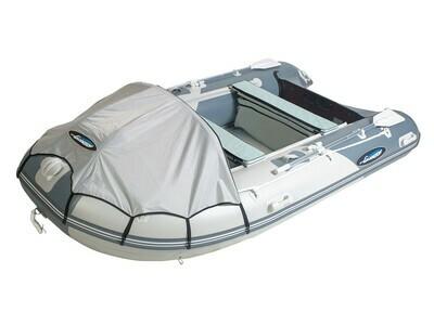 Надувная моторная лодка из ПВХ Gladiator Professional D500AL