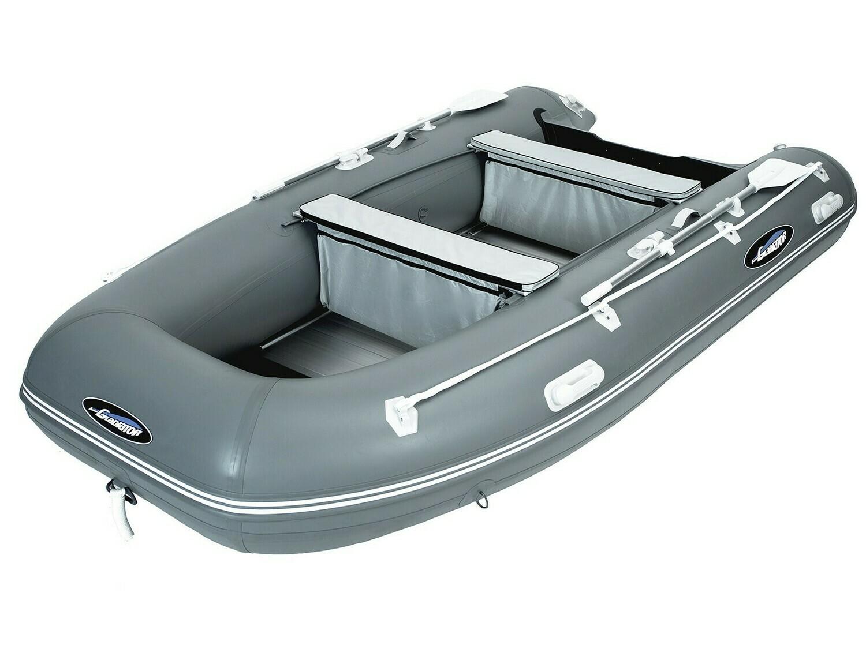 Надувная моторная лодка из ПВХ Gladiator HD 430 AL