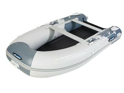 Надувная моторная лодка из ПВХ Gladiator Air E350