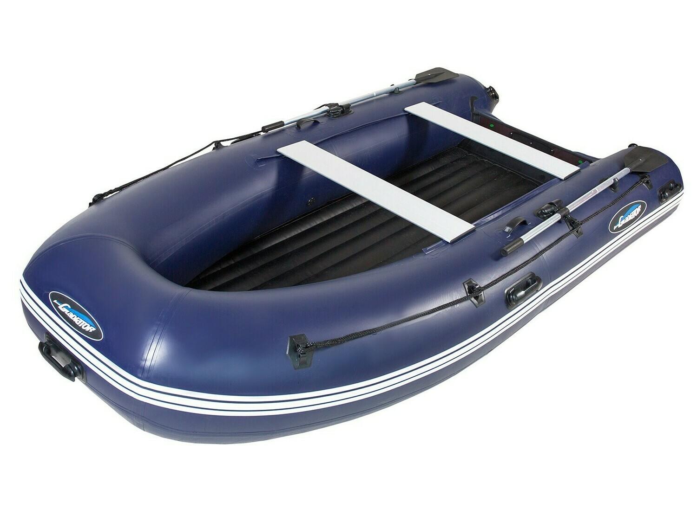 Надувная моторная лодка из ПВХ Gladiator Air E380LT
