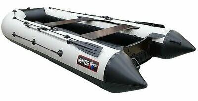 Надувная лодка Хантер 385 А Лайт