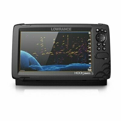 Эхолот Lowrance Hook Reveal 9 50/200 HDI ROW