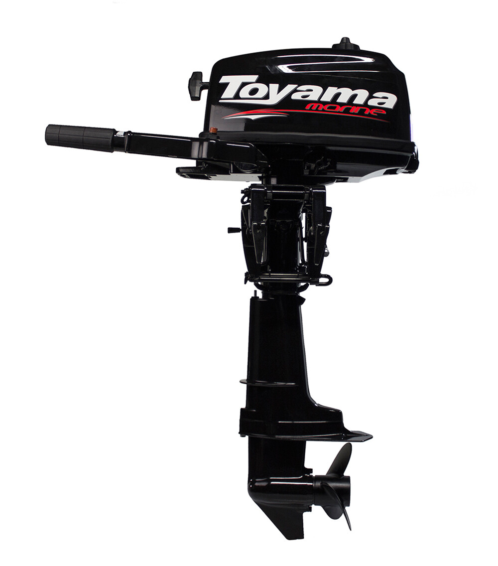 Лодочный мотор TOYAMA T5,8BMS