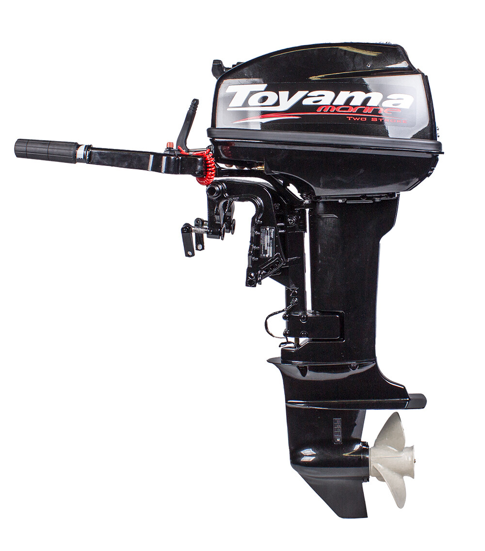Лодочный мотор TOYAMA T 9,9 BMS