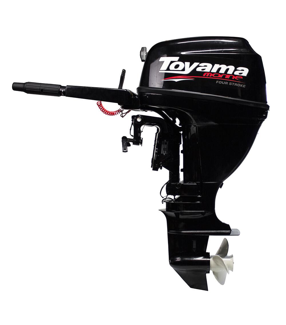 Лодочный мотор TOYAMA F15BMS
