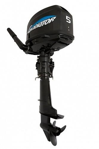 Лодочный мотор Gladiator G 5 FHS