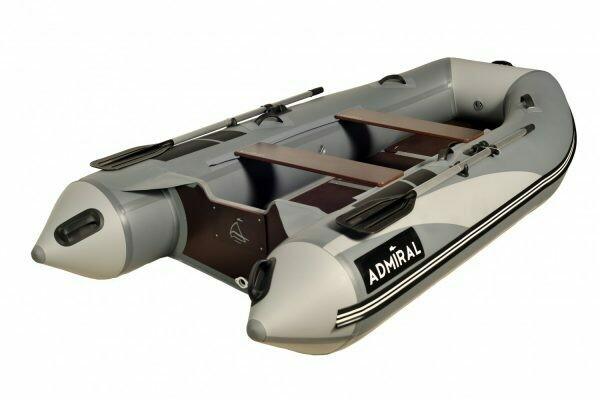 Надувная моторная лодка из ПВХ Адмирал 330