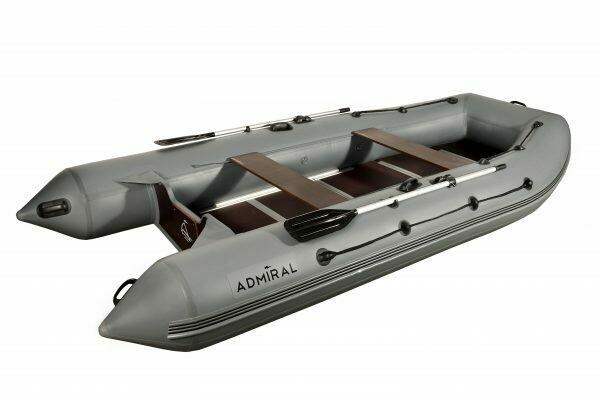 Лодка Адмирал 430