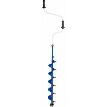 Ледобур Helios 130 Long (левое вращение, длина шнека 70см) LH-130LD-1