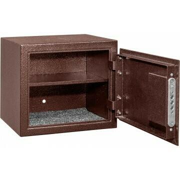"Шкаф металлический для хранения оружия ""Гарант"" T-SG-207 (300х350х250)"