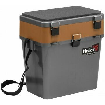 Ящик рыболовный зимний Helios (HS-IB-19-GGo)