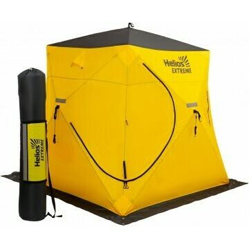 Палатка зимняя Призма EXTREME 2,0х2,0 Helios V2.0 (широкий вход) ТОНАР
