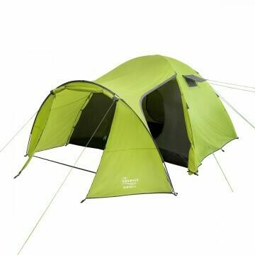 Палатка BORNEO-6-G зеленая PREMIER
