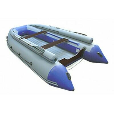 Лодка REEF 390FНД с фальшбортом
