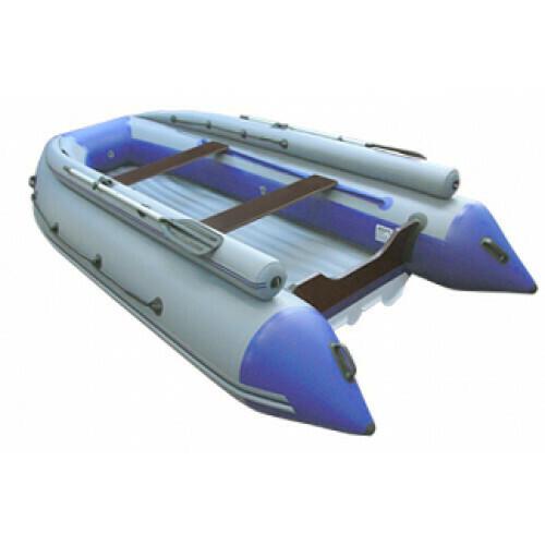 Лодка REEF TRITON 340FНД с фальшбортом