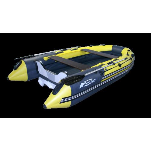 Лодка SKAT TRITON 370 Пластиковый транец
