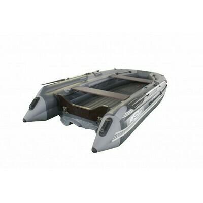 Лодка SKAT TRITON 370NDFi с интегрированным фальшбортом