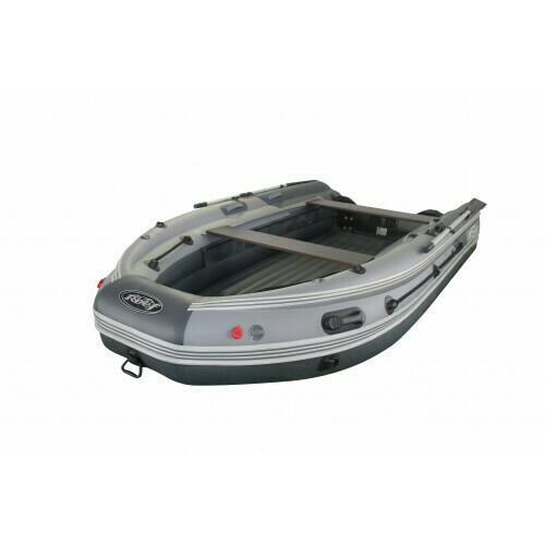 Лодка SKAT TRITON 390NDFi с интегрированным фальшбортом