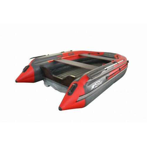 Лодка SKAT TRITON 400NDFi с интегрированным фальшбортом