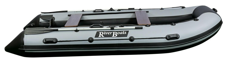 Надувная лодка River Boats RB-410 НДНД