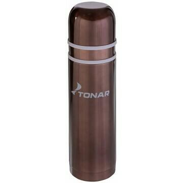 Термос 750ML (2 крышки-кружки) TONAR
