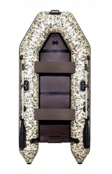 Лодка АКВА 2800 Слань-книжка киль пиксель