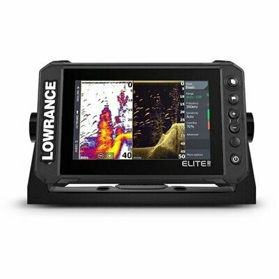 Эхолот Lowrance ELITE FS 7 with Active Imaging 3-in-1 Transducer (ROW)