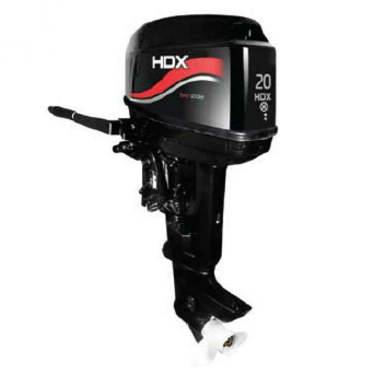 Лодочный мотор 2-х тактный HDX T 20 BMS