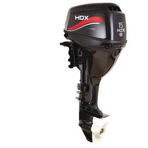 Лодочный мотор 2-х тактный HDX F 15 BMS