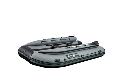Лодка River Boats RB 370 (НДНД) + Фальшборт
