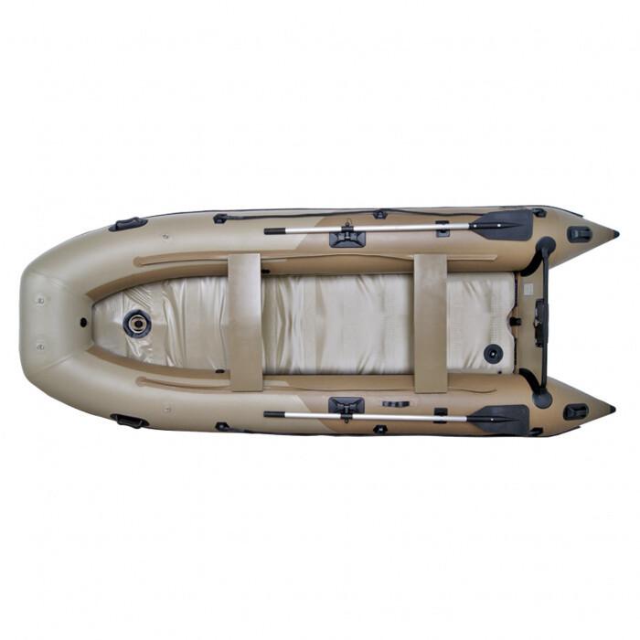 Лодка Badger 390 AD Fishing line