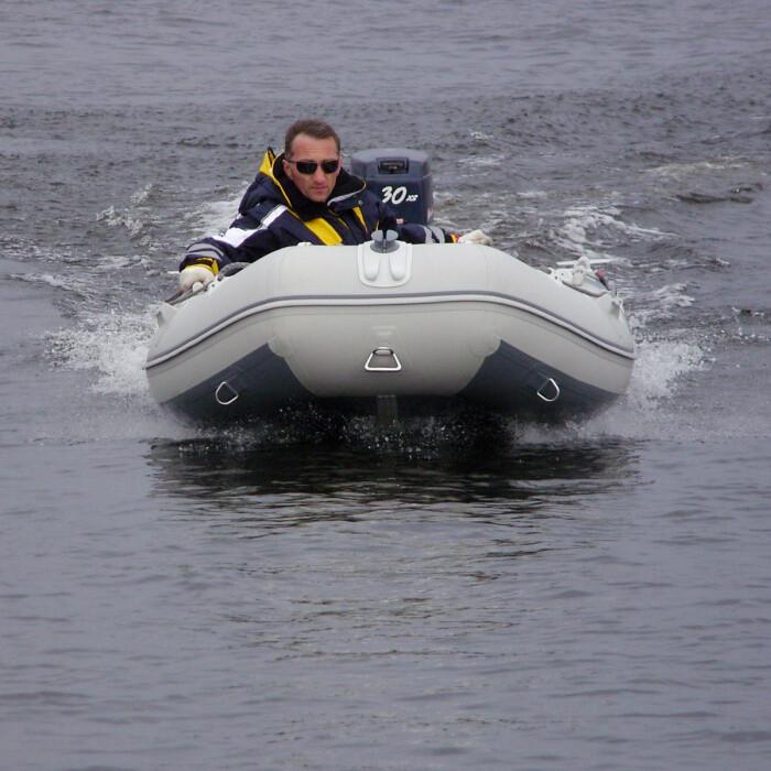 Лодка Badger 330 PRO AD Fishing Line