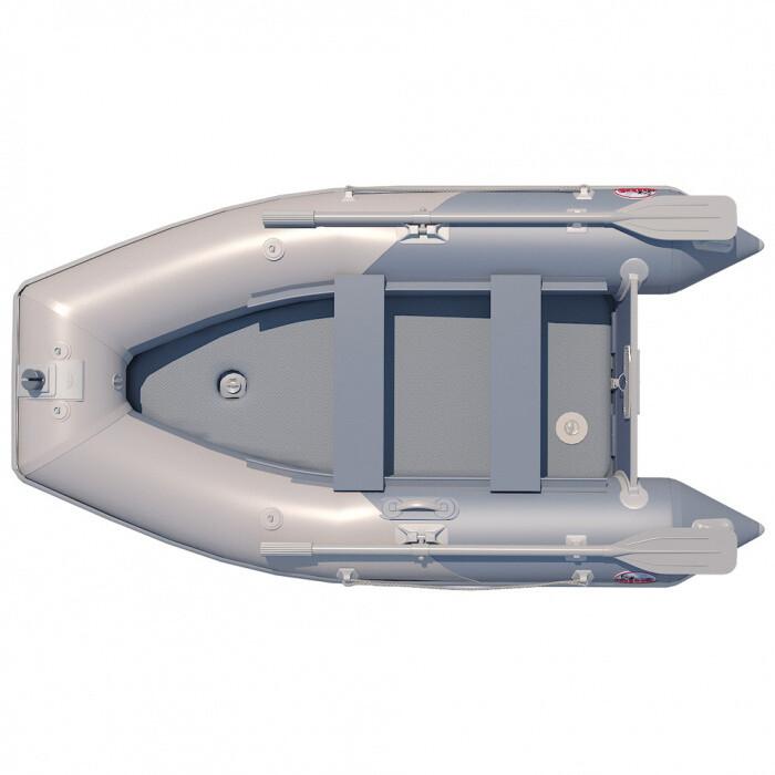 Лодка Badger 390 PRO AD Fishing line