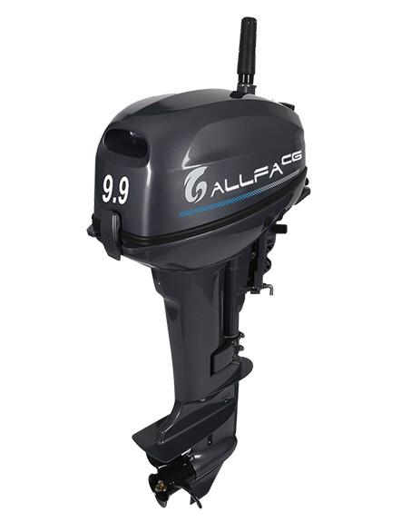 Лодочный мотор ALLFA CG T9,9
