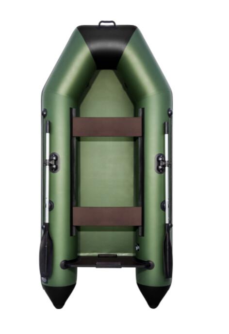 Лодка АКВА 2800 Зеленый/черный