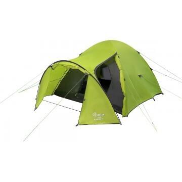 Палатка BORNEO-4-G зеленая PREMIER