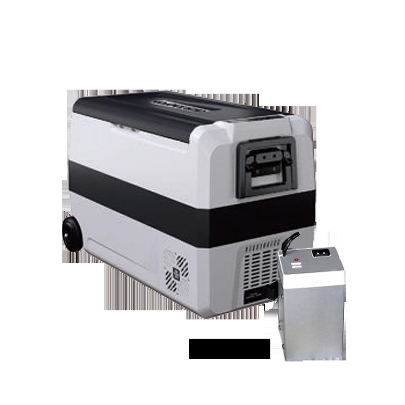 Автохолодильник Alpicool T50 + батарея