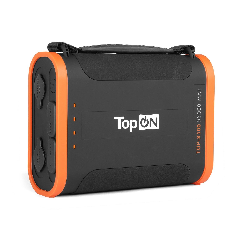 Внешний аккумулятор TopON TOP-X100 96000mAh