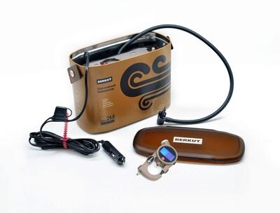 Комплект: Автомобильный компрессор BERKUT SPEC-2M + манометр Digital PRO