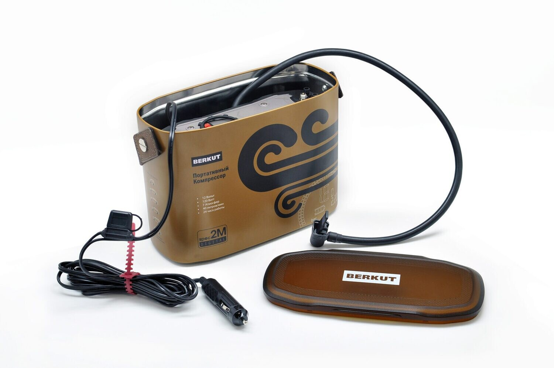 Автомобильный компрессор BERKUT SPEC-2M