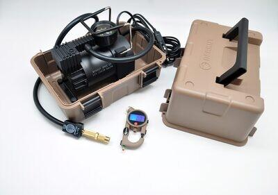 Комплект: Автомобильный компрессор BERKUT SPEC-15 + Digital PRO