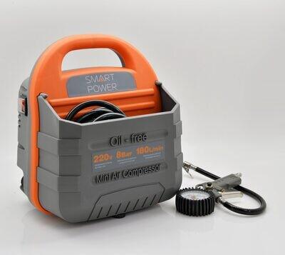 Гаражный компрессор BERKUT SAC-180