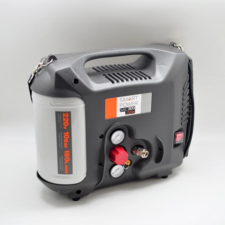 Гаражный компрессор BERKUT SAC-300